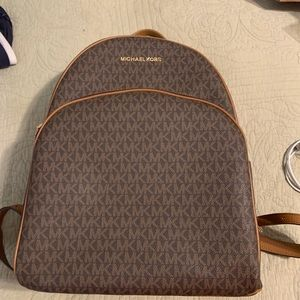 Brand new with tags Michael Kors Large Bookbag.